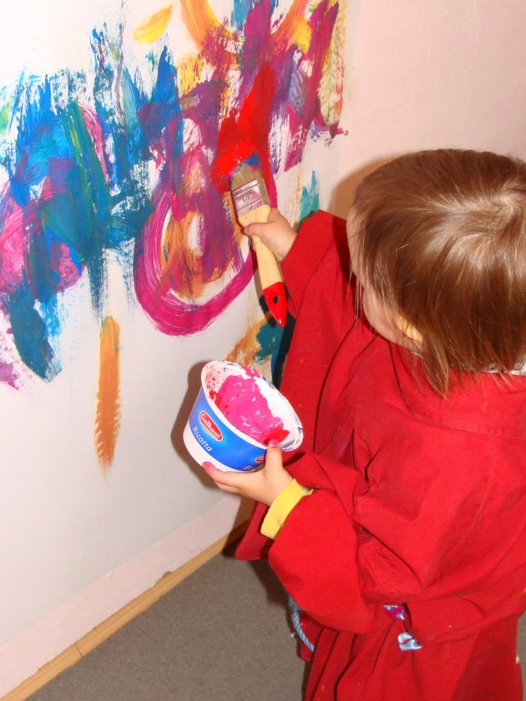 Kindergeburtstag in der Kunstwerkstatt